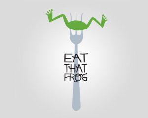 Eat the Frog, Método de priorización de tareas que consiste en realizar la tarea más difícil lo primero