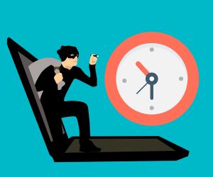 Conoce los ladrones de tiempo más comunes y algunos consejos para evitarlos
